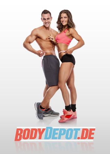 Fitness & Sportlernahrung - bodydepot.de